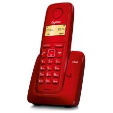 Telefono inalambrico dect Gigaset A120 rojo (Espera 3 dias)