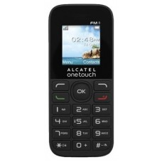 Alcatel 1050D Telefono Movil 1.8 QQVGA Negro
