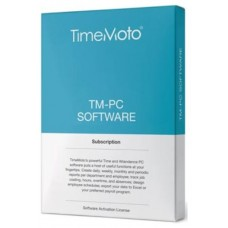 Safescan TM PC+ Software Software avanzado TM para PC