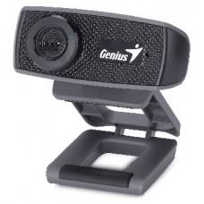 Genius FaceCam 1000X 1MP 1280 x 720Pixeles USB 2.0 Negro cámara web