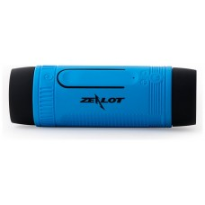 Altavoz Bluetooth+Radio FM+Linterna+Power Bank 4000mAh