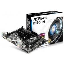 Asrock D1800M microATX placa base