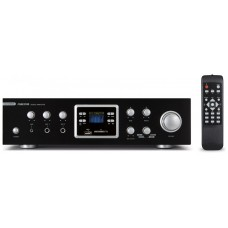 Amplificador Estereo 2*60W Karaoke &  Bluetooth Fonestar