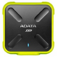 DISCO DURO EXT USB 3.1 2.5  SSD 256GB  ADATA SD700 YELLOW