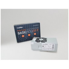 FUENTE ALIMENTACION  TFX 500W COOLBOX BASIC 500GR-T