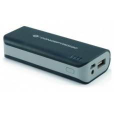 POWERBANK CONCEPTRONIC 4.400mAh  1PTO USB (5V/1A) +