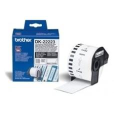 Brother DK22223 - Cintas continuas - Cinta de papel