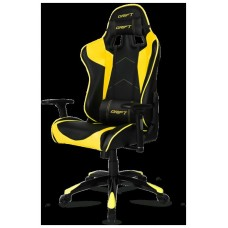 DRIFT SILLA GAMING DR300 NEGRO/AMARILLO (DR300BY)