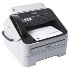 Brother FAX-2845 Laser 33.6Kbit/s 300 x 600DPI Negro, Color blanco fax