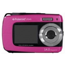 CAMARA DIGITAL POLAROID IF045 14MP 4x SUMERGIBLE ROSA