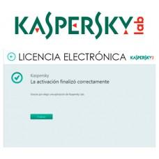 KASPERSKY ANTI-VIRUS 5 DEVICE 1 YEAR RENEWAL LICENSE