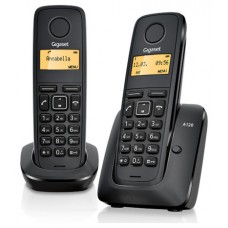 TELEFONO  SOBREMESA GIGASET INALAMBRICO  A120 DUO