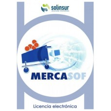 SOFTWARE MERCASOF PRO LICENCIA ELECTRO GESTION SUP