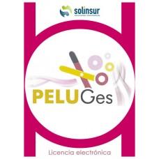 SOFTWARE PELUGES LICENCIA ELECTRO GESTION DE PELUQ