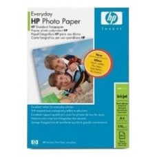 HP PAPEL FOTOGRAFICO GLOSSY 200G M2 100 HOJAS