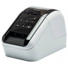 Brother QL810W Impresora Etiquetas negro-rojo Wifi