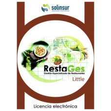 SOFTWARE RESTAGES LITTLE LICENCIA ELECTRO GESTION