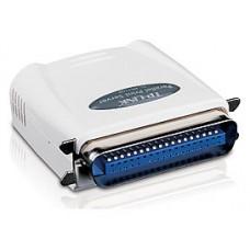 TP-LINK Single Parallel Port Fast Ethernet Print Server LAN Ethernet servidor de impresión