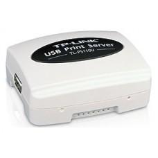 TP-LINK Single USB2.0 Port Fast Ethernet Print Server LAN Ethernet servidor de impresión