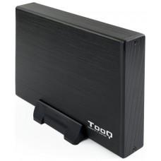 CAJA EXTERNA TOOQ 35p SATA USB 3.0 NEGRA TOOQ