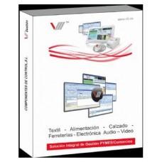 SOFTWARE V3+TPV LICENCIA ELECTRO 5 USUARIOS